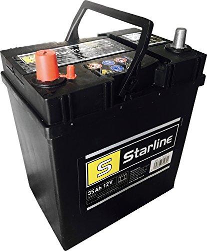 Batteria auto Starline BASL35JLT 35Ah 300A 12V Positiva a sinistra