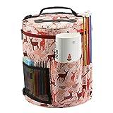 KOKNIT Yarn Storage Bag, Knitting & Crochet...