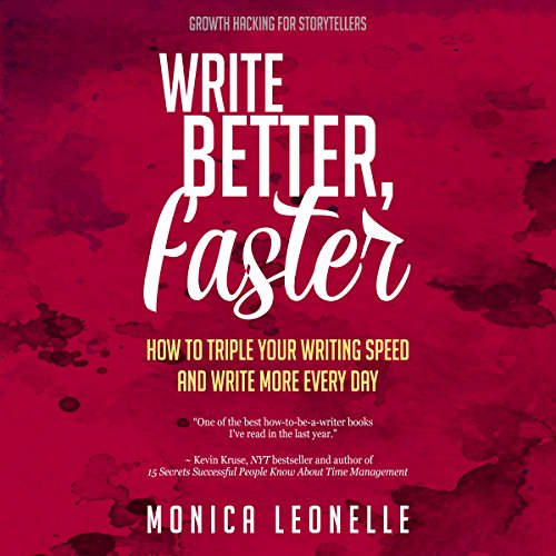 Write Better, Faster cover art