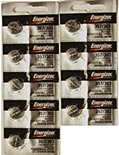 Energizer Silver Oxide Batteries 357 - 9 ct.