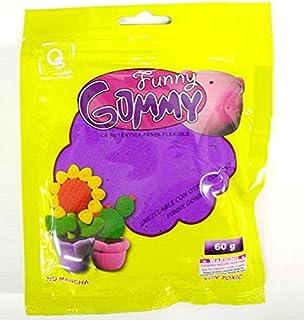 Pipi Toys - Funny Gummy 275-1981. Pasta Flexible. Modelo