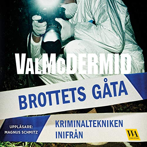Brottets gåta audiobook cover art