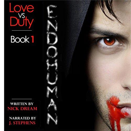 Endohuman audiobook cover art