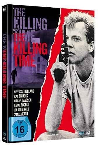 The Killing Time - Uncut Limited Mediabook (Booklet/in HD neu abgetastet) (+ DVD) [Blu-ray]