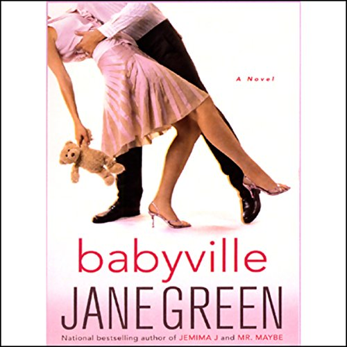 Babyville audiobook cover art