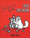 Simon's Cat Easel Desk Calendar 2020
