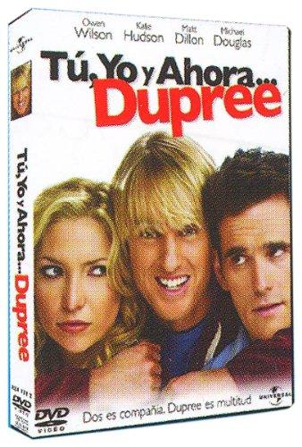Tu, yo y ahora...Dupree [DVD]