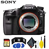 Sony Alpha a99 II DSLR Camera Basic Bundle