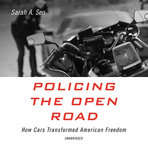 Policing the Open Road cover art