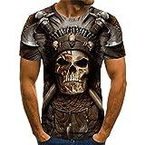 Camisa Hawaiana para Hombre Mujer Casual Manga Corta Camisas Playa Verano Unisex 259D Estampada Funny Hawaii Shirt Camiseta Camiseta Estampada 3D Punk para Hombre Camiseta Estampada De Calabaza Camis