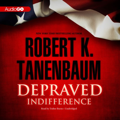 Depraved Indifference audiobook cover art