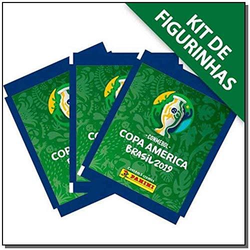 Cromo Copa América 2019 Cartela e 12 Envelopes