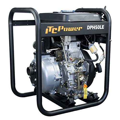 ITCPower DPH50LE Motobomba Diesel Alta Presion