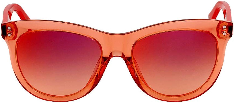 Marc Jacobs Women's Marc118s Round Sunglasses orange 54 mm