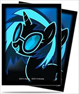 Ultra Pro 84157 My Little Pony Deck Protector Sleeves - Dj Pon3 65 Count