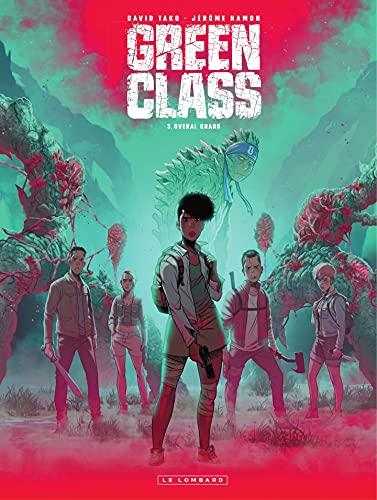 Overal chaos (Green Class) (Dutch Edition)