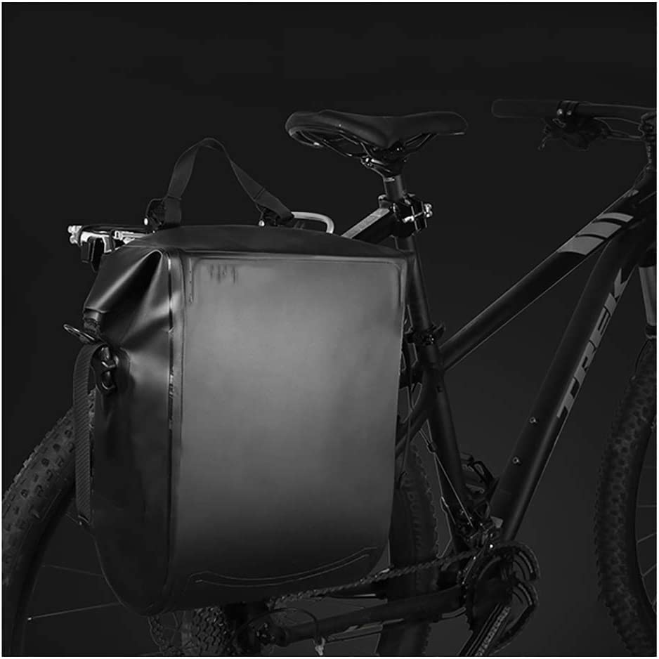 Bike Panniers Rack Trunks All stores are sold Bicycle Rear Seat Bag Long Portland Mall Dis Duffel