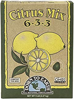 fertilome citrus fertilizer