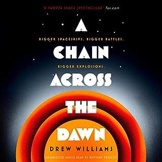 A Chain Across the Dawn cover art