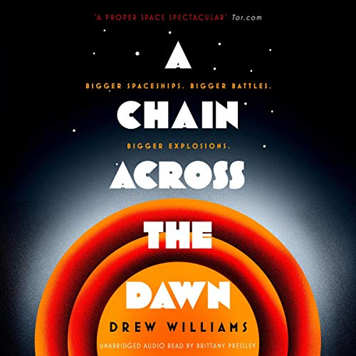 A Chain Across the Dawn cover art