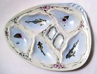 porcelain oyster shells