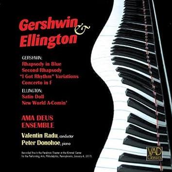 Gershwin & Ellington