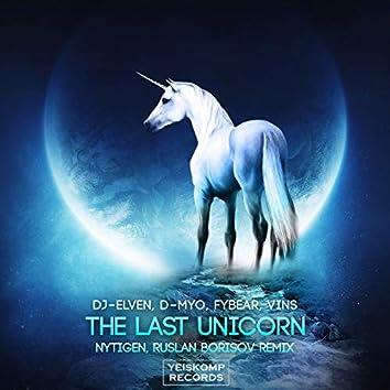 The last Unicorn (NyTiGen, Ruslan Borisov Remix)