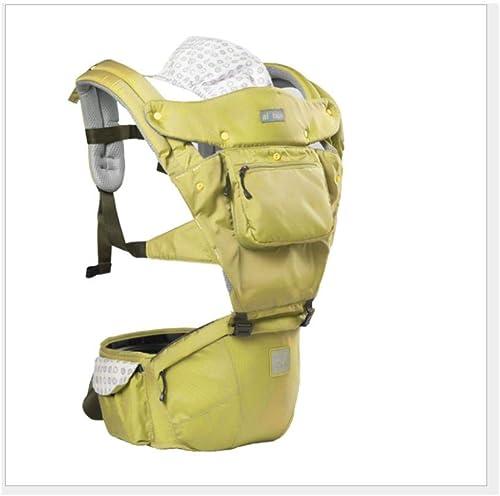 Ergonomische  trage für den Wandereinkaufsgurt jaune