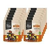 Panda ®   Mezcla de Regaliz Natural   Regaliz elaborado con sabores naturales   Mezcla de seis deliciosos sabores   El verdadero sabor de los dulces de regaliz desde 1927   Pack 200 Gr x 12 Bolsas