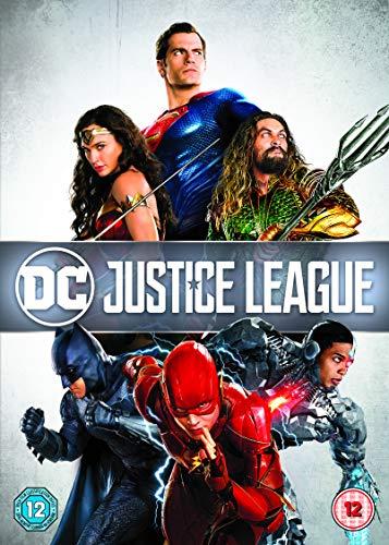 DVD - Justice League (1 DVD)