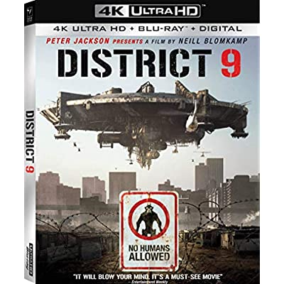 district 9 blu ray