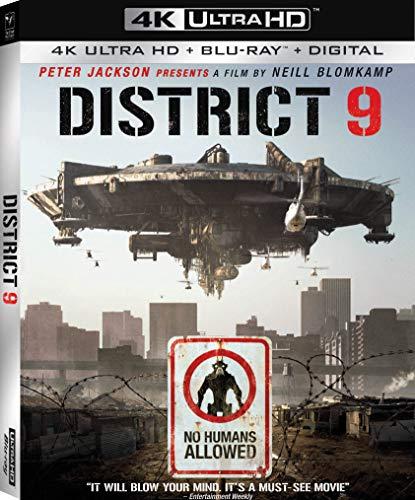 District 9 [4K Ultra HD + Blu-ray + Digital]