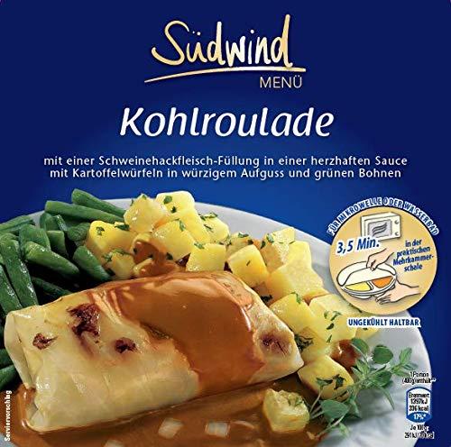 Probierpaket für den Lebensmittelvorrat - verschiedene Fertiggerichte für die Mikrowelle - keine Versandkosten - Südwind Lebensmittel - 4