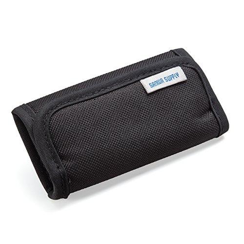 サンワダイレクト バッグ用持ち手カバー マグネット取り付け クッション内蔵 200-BELT011