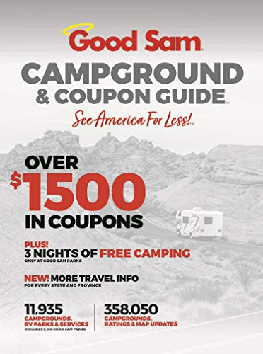 Compare Textbook Prices for 2021 Good Sam Campground & Coupon Guide Good Sams RV Travel Guide & Campground Directory 86th Edition ISBN 9781734158601 by Good Sam Enterprises