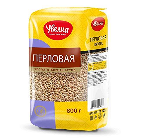 Uvelka Kasha Pearl Barley - 800g/28…