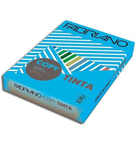 Fabriano copy-papier A3 80 g 250 fg col. sterk lichtblauw