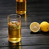WINANTI Jugo Glass | Set de vidrio Scotch | Vaso Boro Glass [Juego de 6,280 ml]