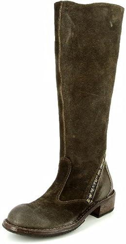 MOMA 72603-N2 Damen Stiefel in Mittel