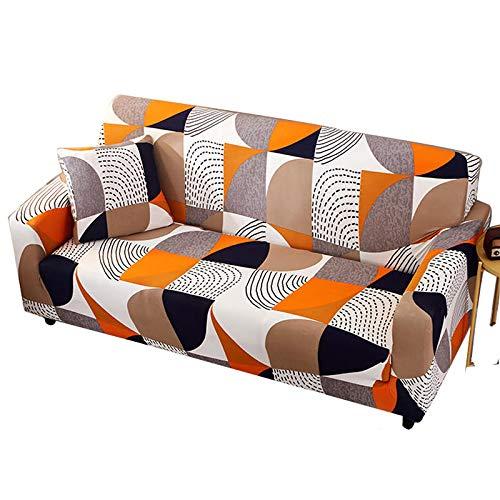 Bestenrose - Funda para sofá con 1 Funda de Almohada, 2-Seater 145-185cm