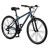 Schwinn Network 1.5 Bicicleta híbrida para Mujer, Ruedas de 700c, 21 velocidades, Marco de 15 Pulgadas, Frenos lineales de aleación, Azul Mate