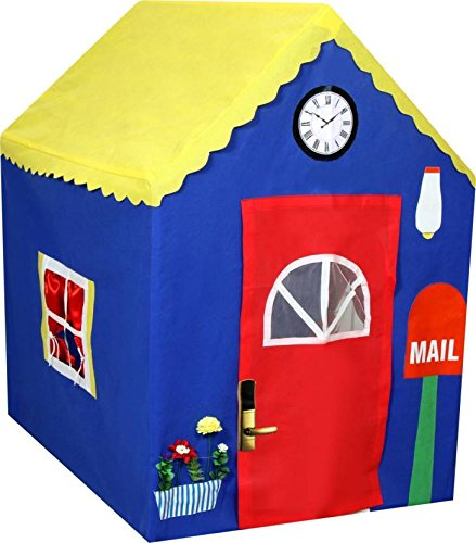 Playhood - Play Tents for Kids (Age Upto 6 Years) (My House)