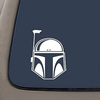 NI194 Star Wars Boba Fett Vinyl Decal Sticker (6