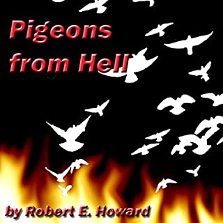 Pigeons from Hell audiobook cover art
