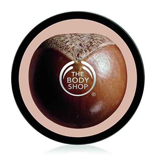 The Body Shop Shea Body Butter unisex, Shea Körperbutter 200 ml, 1er Pack (1 x 200 ml)