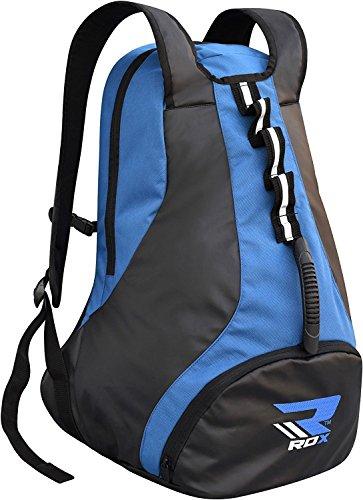 RDX Gym Sporttasche Backpack Duffle Bag Tasche Sport Schultertaschen Rucksack Fitnesstasche Reisetasche Fußballtasche (MEHRWEG)