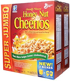 HONEY NUT CHEERIOS ハニーナッツ チェリオ 1.45kg
