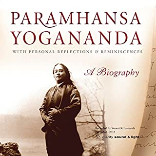 Paramhansa Yogananda: A Biography audiobook cover art