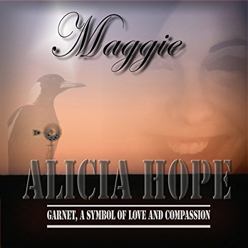 Maggie audiobook cover art