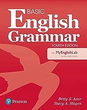 Basic English Grammar with MyEnglishLab (4th Edition)
